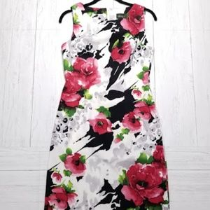 Connected Apparel Summer Dress